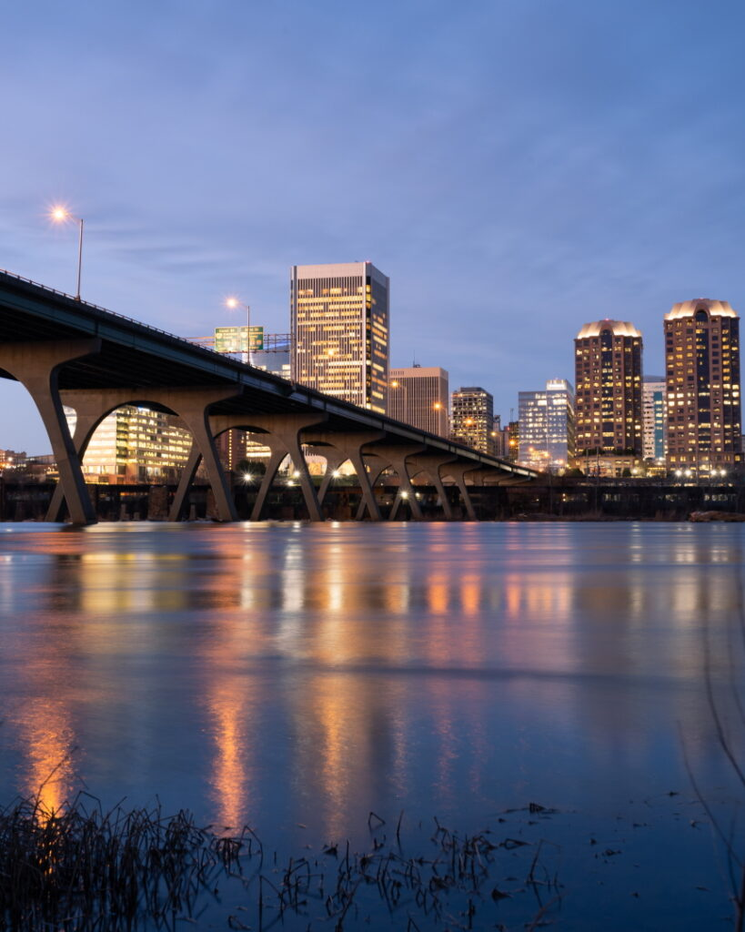 Richmond website design company and skyline web designer
