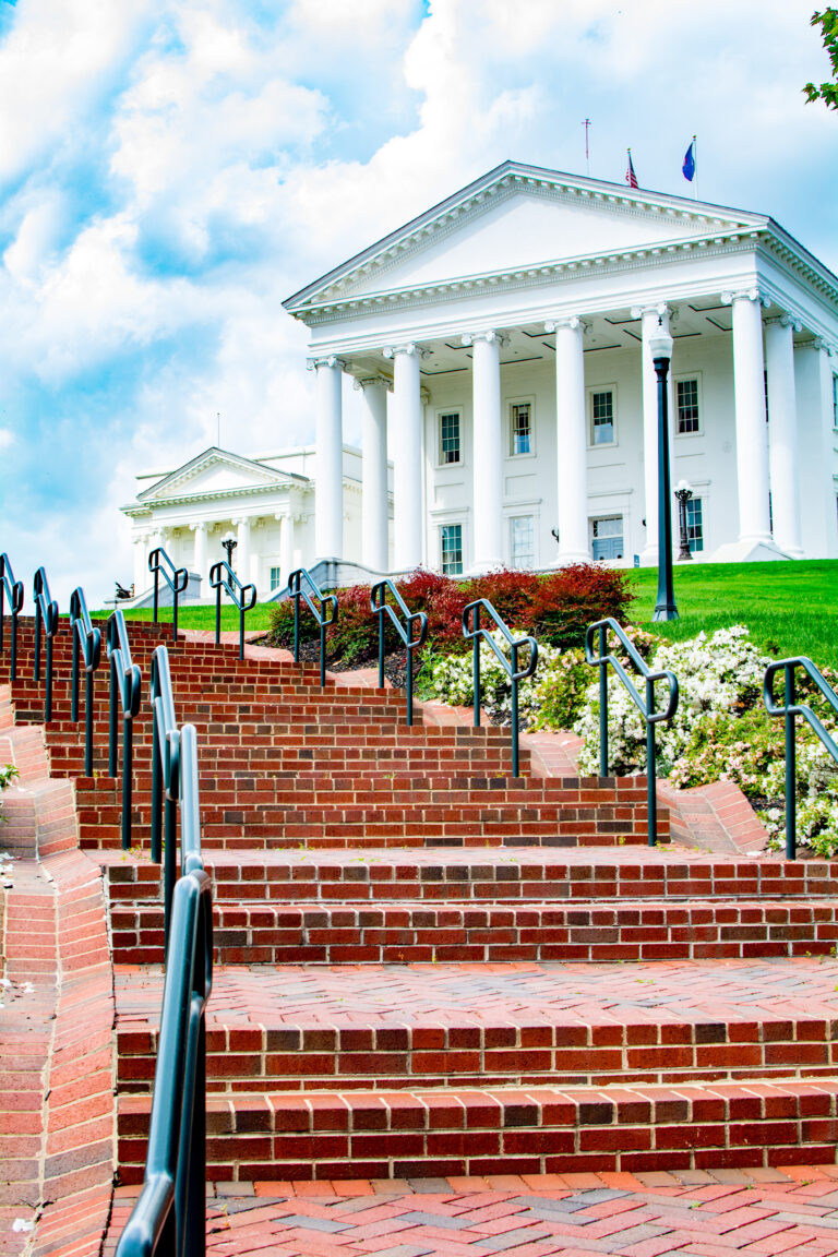 Richmond SEO and Virginia Capitol Statehouse